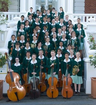 Methodist Ladies' College Senior Symphony Orchestra