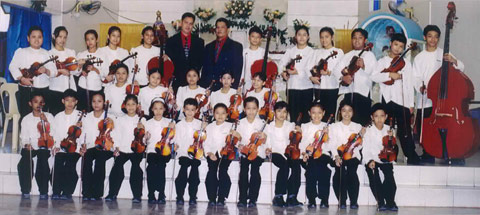 The Musikito String Orchestra