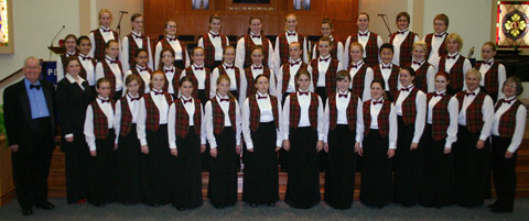 Hastings and Prince Edward Youth Chorale - SCL Festival