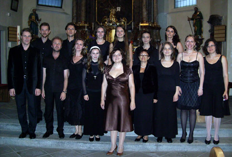 St. Nicholas Cathedral Choir in Vienna