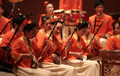 Shanghai Yangpu District Children's Palace Folk Music - SCL