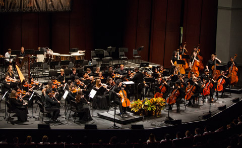 Florida Symphony Orchestra And Bach Festival Choir Journey To Infinity