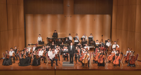 Mazer Youth Philharmonic Orchestra