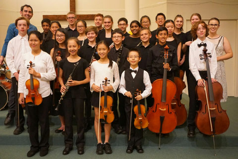 Northern Sydney Youth Orchestra (NSYO) Camerata