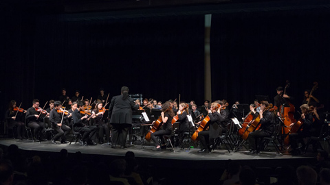 Oakville Symphony Youth Orchestra