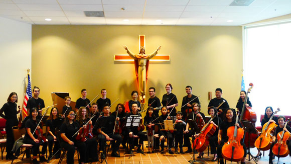 Cadenza String Orchestra of Temecula Valley