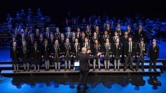 Caulfield Grammar School Chamber Choir