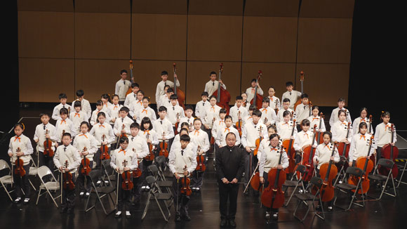 Dun-Hua Junior High School String Orchestra