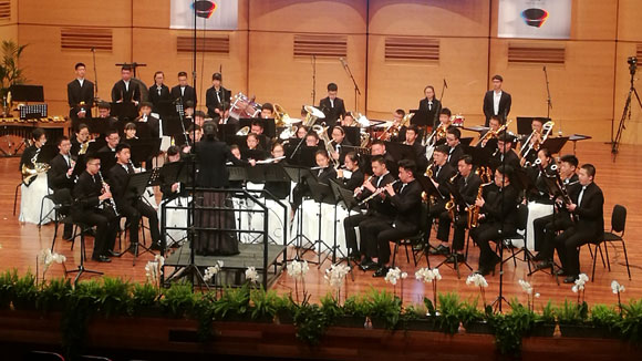 Hangzhou No.4 High School Symphonic Band