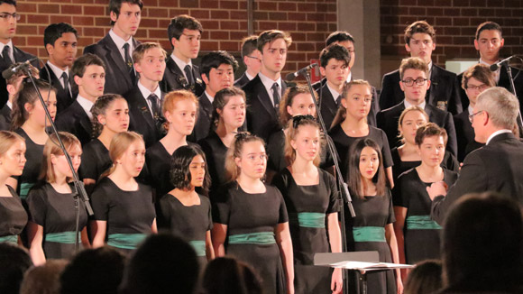 Mercedes / Trinity College Chorale