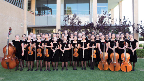 Penrhos College Orchestra