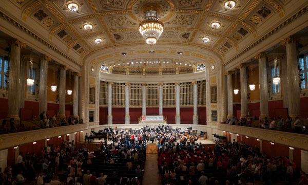 SCL Festival Venues - Great Hall of the Konzerthaus