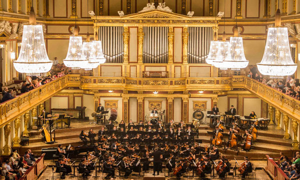 SCL Festival Venues - Golden Hall of the Musikverein