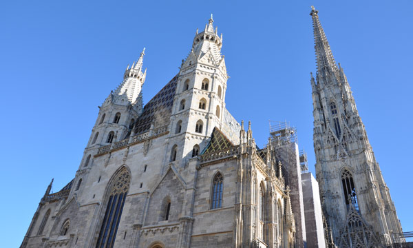 SCL Festival Venues - St. Stephen's Cathedral